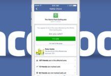 Imagem de: Facebook faz mudanças e melhorias em seu sistema de Check-in de Segurança