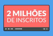 Imagem de: Obrigado! O canal do TecMundo chegou a 2 milhões de inscritos no YouTube