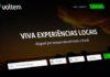 Imagem de: Gratuita, plataforma 'Voltem' oferece aluguel de imóveis por temporada