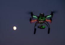 Imagem de: Pânico: cidade no Brasil confunde drone com disco voador