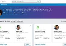 Imagem de: LinkedIn adiciona novas ferramentas para facilitar análise de perfis