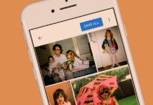 Imagem de: Google lança app para digitalizar fotos impressas e novos filtros de edição