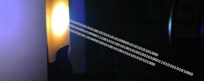 Imagem de: Futuro: WiFi a laser usa luz e é 20 vezes mais rápido