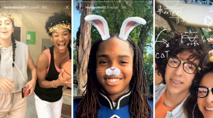 Imagem de: Azedou para o Snapchat: Instagram lança filtros e máscaras para vídeos