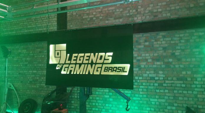 Imagem de: O canal do YouTube Legends of Gaming ganhará uma versão brasileira em breve