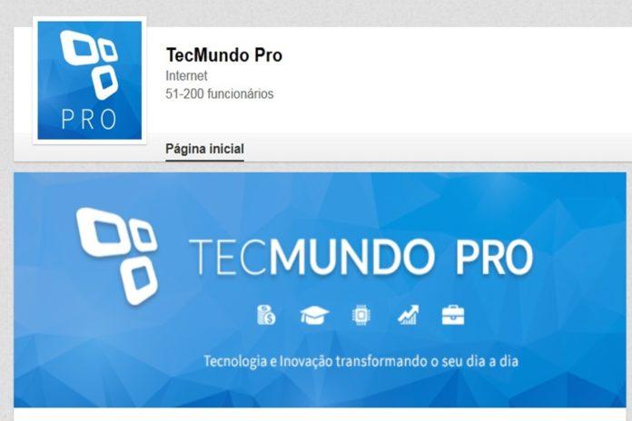 Imagem de: O TecMundo Pro está no LinkedIn! Siga e acompanhe tudo sobre inovação