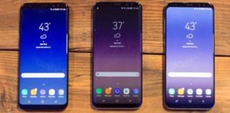 Imagem de: Android 10: Samsung Galaxy S8/S8+ e Note 8 não serão atualizados