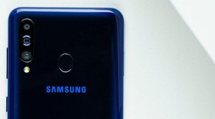Imagem de: Galaxy A70s da Samsung aparece em pôster; 64 MP e Snapdragon 675