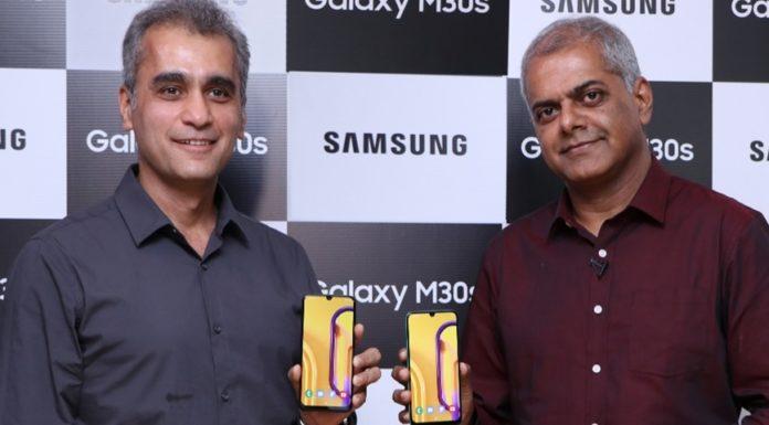 Imagem de: 3 dias de bateria: Samsung lança os Galaxy M10s e M30s com grande autonomia
