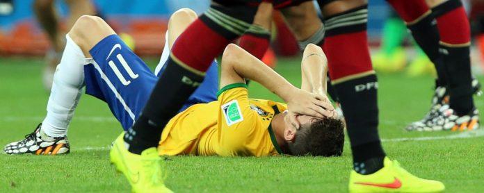Imagem de: 7x1 no Rio? Final entre Brasil e Alemanha faz Twitter explodir em memes