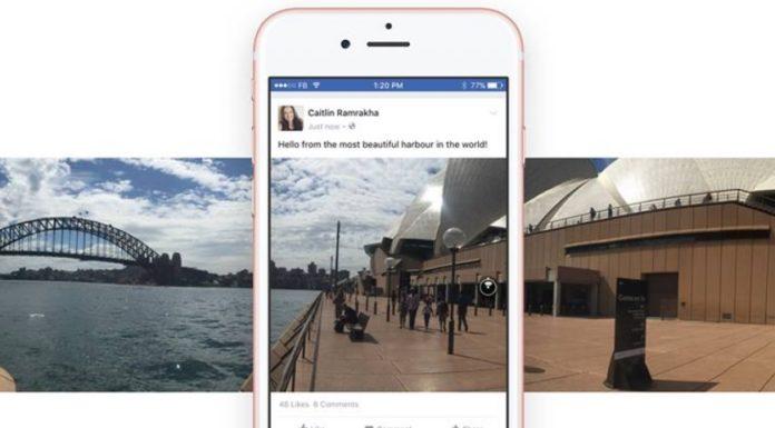 Imagem de: Facebook já permite que você escolha o 'ponto inicial' das fotos em 360°