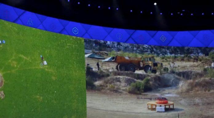 Imagem de: Facebook constrói helicóptero para levar internet em áreas de crise