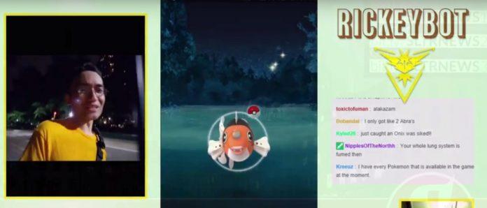 Imagem de: Jogador de Pokémon GO é roubado 'ao vivo' durante livestream