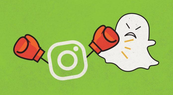 Imagem de: Estaria o Instagram Stories 'matando lentamente' o Snapchat?