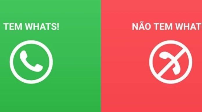 Imagem de: Site feito por brasileiros permite conferir se WhatsApp está bloqueado