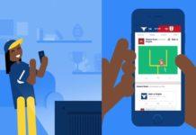 Imagem de: Facebook cria espaço para você comentar e acompanhar esportes em tempo real