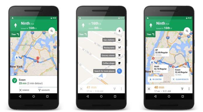 Imagem de: Google Maps: nova ferramenta ajuda na hora de fazer desvios em seu trajeto