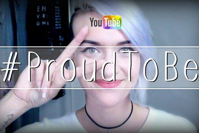 Imagem de: #OrgulhoDeSer: YouTube lança campanha mundial de apoio à comunidade LGBTQA