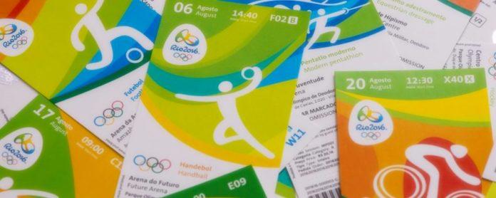 Imagem de: Postar seus ingressos das Olimpíadas nas redes sociais é uma péssima ideia