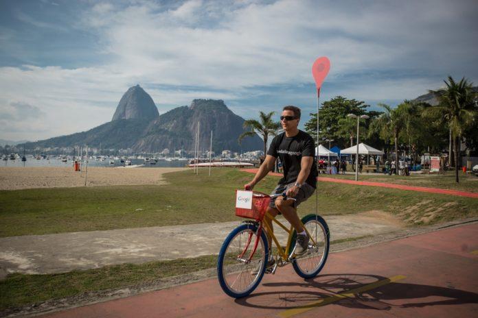 Imagem de: Google Maps: bikers brasileiros usam recurso o mesmo tanto que os franceses