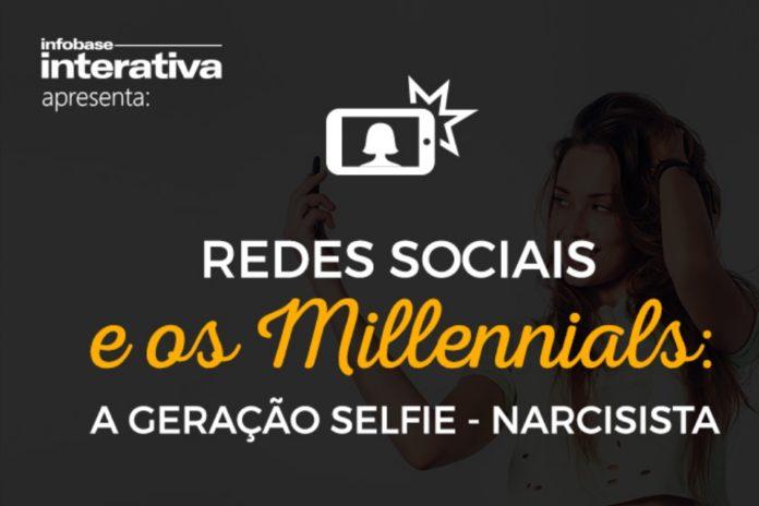 Imagem de: Infográfico mostra detalhes da geração selfie-narcisista das redes sociais