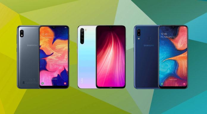 Imagem de: Os 10 celulares mais buscados no Comparador do TecMundo (23/09/2019)