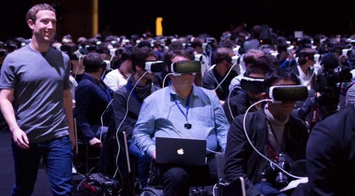Imagem de: Facebook cria aliança para preparar a internet para a realidade virtual