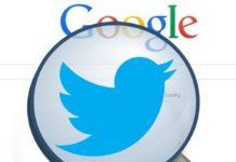 Imagem de: A Google pode fazer uma oferta pelo Twitter em breve
