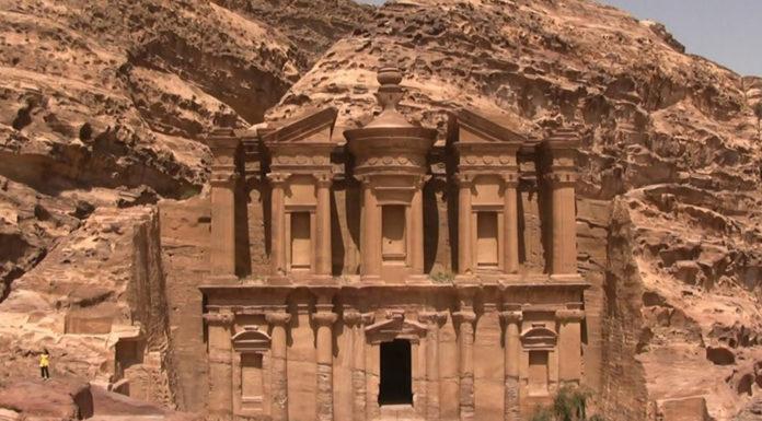 Imagem de: Google Street View agora te leva para dentro da Jordânia