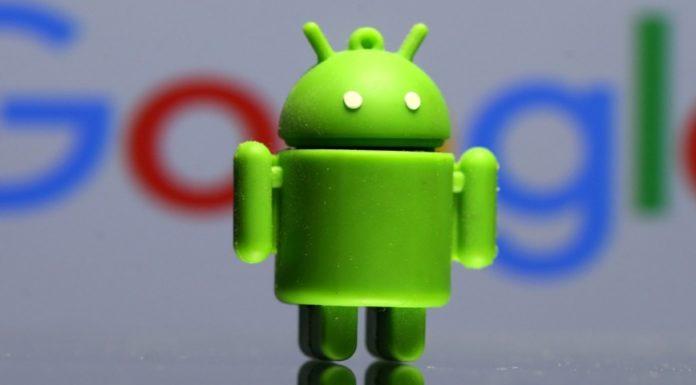 Imagem de: Vídeo vazado mostra Android rodando em um telefone comum