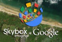 Imagem de: Google pode vender sua divisão de imagens por satélite