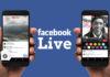 Imagem de: Facebook trará filtros semelhantes aos do Snapchat para os vídeos ao vivo