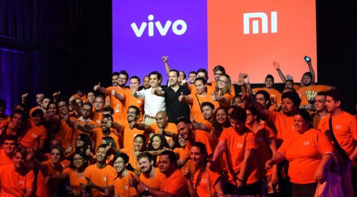 Imagem de: Parceria entre Xiaomi e Vivo é oficializada em evento em São Paulo