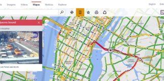 Imagem de: Bing Maps ganha função de imagens em tempo real com ajuda de 35 mil câmeras