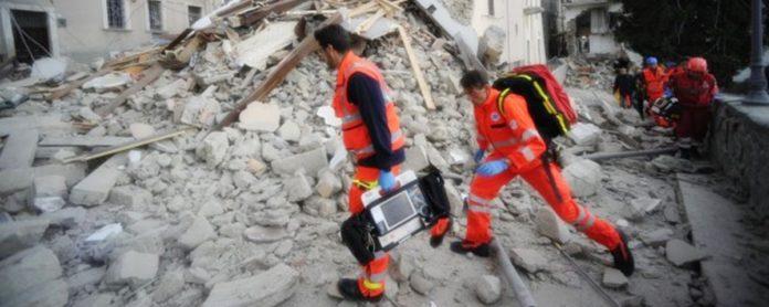 Imagem de: Itália: vítimas de terremoto são orientadas a deixar WiFi de casa sem senha