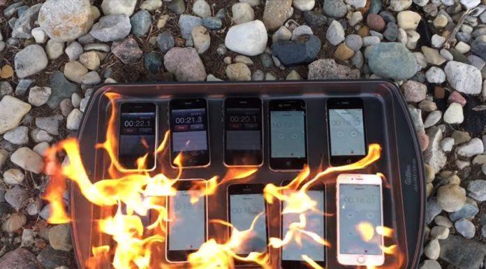 Imagem de: 'Tá pegando fogo, bicho!' - quais modelos de iPhone resistem mais a chamas?