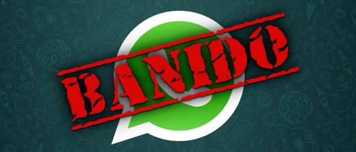 Imagem de: 10 atitudes que podem fazer você ser banido do WhatsApp