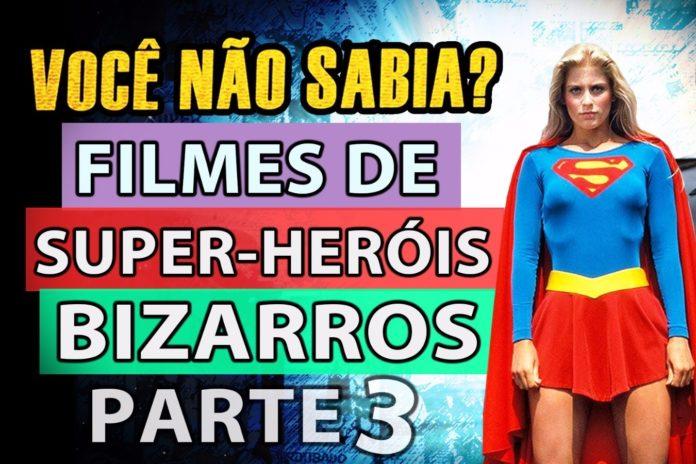 Imagem de: Você não sabia? Os mais bizarros filmes de super-heróis [parte 3]