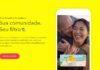Imagem de: Buscando uma luz, Snapchat torna 'Filtro Geográfico' mais fácil de usar