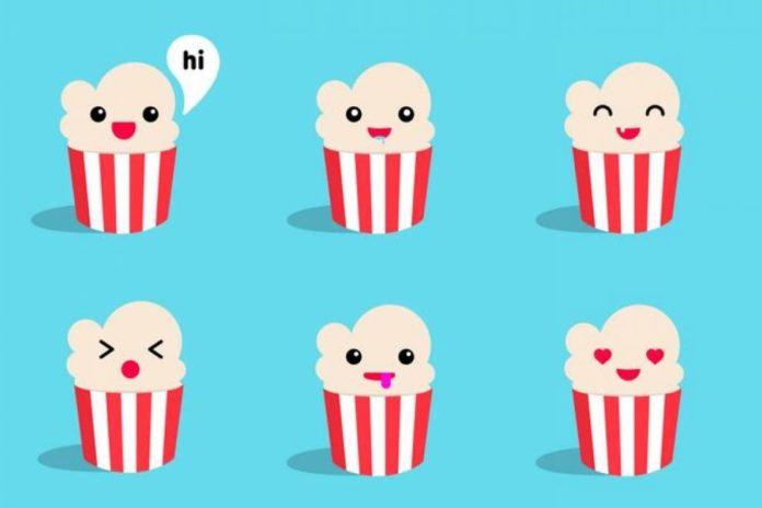 Imagem de: Ele está de volta: Popcorn Time anuncia retorno oficial
