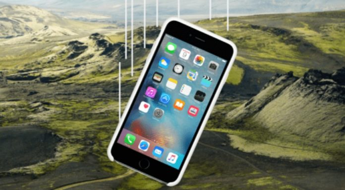 Imagem de: iPhone 6 Plus cai de avião, sobrevive ao relento por 1 ano e ainda funciona