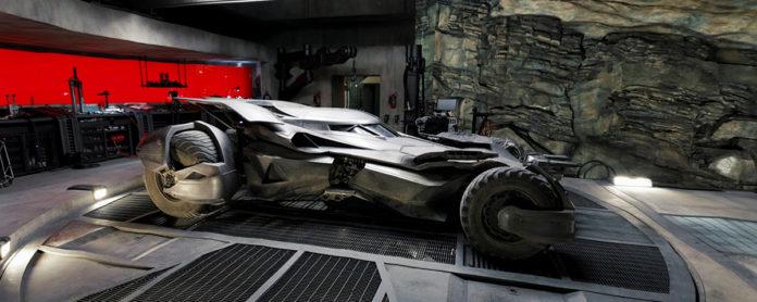 Imagem de: Uau! Explore AGORA a Batcaverna de Batman vs Superman no Google Street View