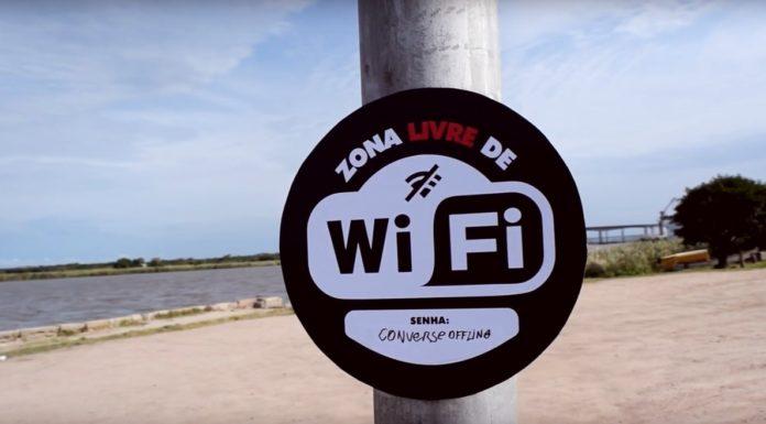 Imagem de: Grupo mapeia áreas livres de WiFi para curtir o mundo desconectado