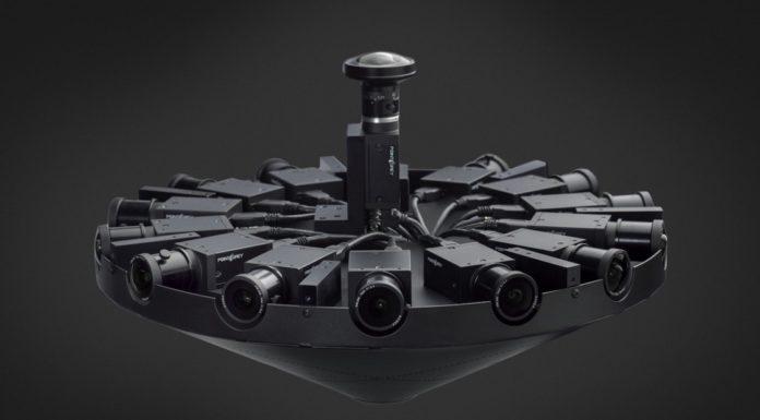 Imagem de: Facebook libera esquemas de construção de câmera Surround 360