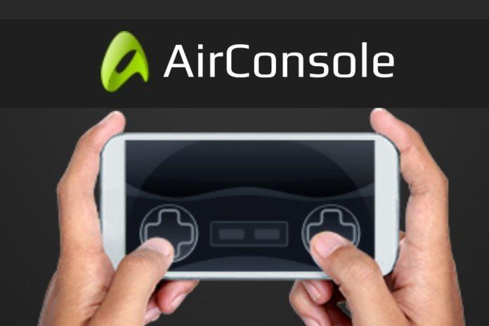Imagem de: AirConsole: jogue uma série de games no PC usando seu celular como controle