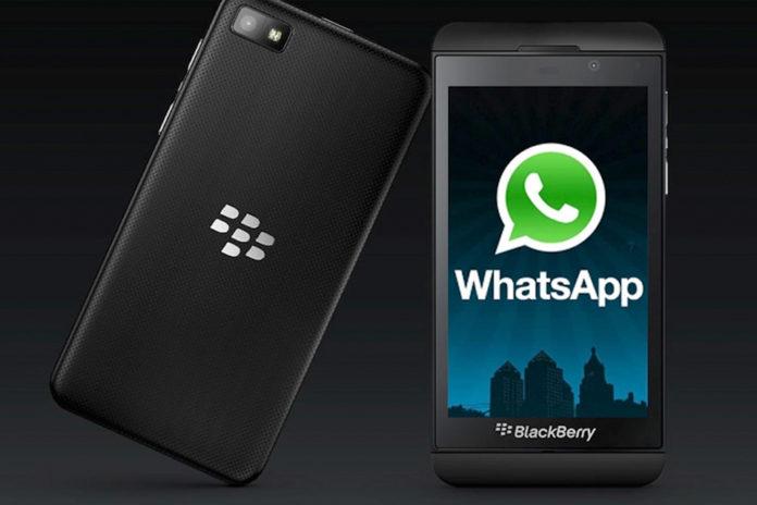 Imagem de: WhatsApp perderá suporte para BlackBerry, Nokia Symbian e Android antigos