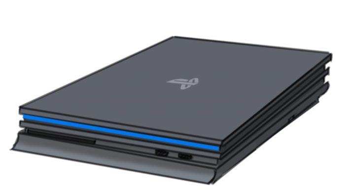 Imagem de: A internet não perdoa: ilustrações zoam (ou não) o visual do novo PS4