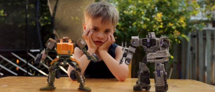 Imagem de: Curta de Transformers mostra o mundo pelos olhos de uma criança