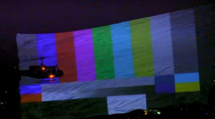 Imagem de: Helicópteros e trailer: MTV bate recorde mundial para divulgar VMA