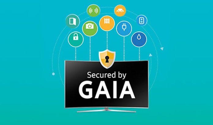 Imagem de: GAIA: uma nova solução da Samsung para televisores inteligentes